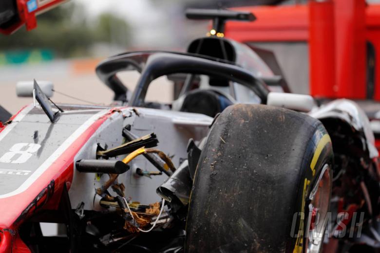 F1: Grosjean slapped with Monaco GP grid penalty for Spain clash
