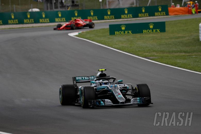 F1: Bottas doubted Mercedes strategy was possible