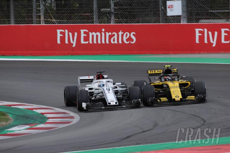 F1: Ericsson: Leading F1 2019 midfield not unrealistic for Sauber