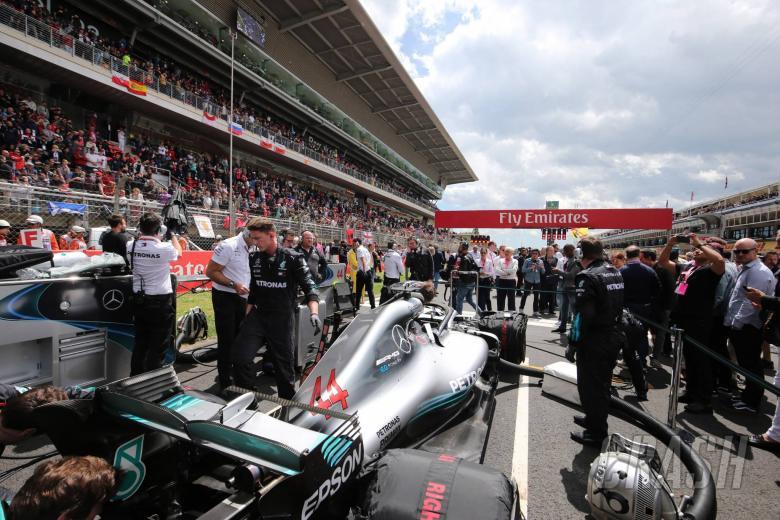 F1: F1 Paddock Notebook - Spanish GP Sunday