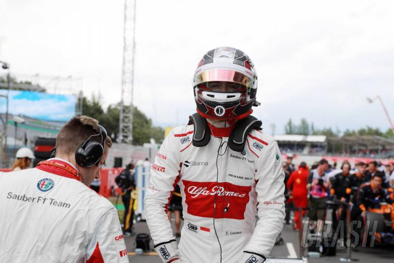 F1: Leclerc waits for Monaco GP before targeting regular points