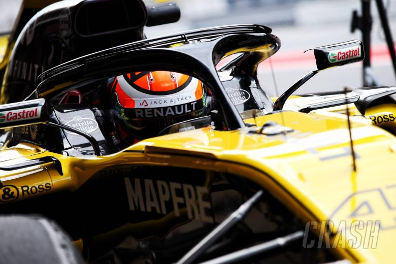 F1: Renault targetsjunior driver for F1 race seat by 2021