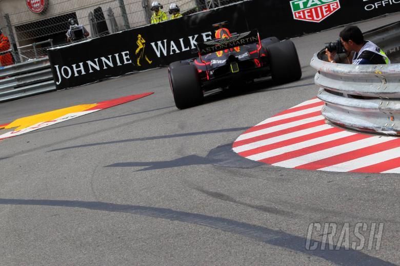 F1: F1 Monaco GP - Free Practice 2 Results