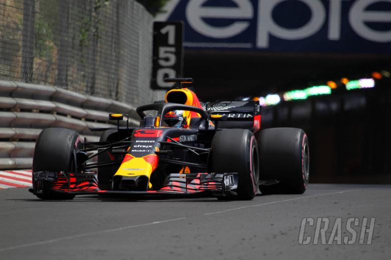 F1: Ricciardo expecting Ferrari, Mercedes response in Monaco qualifying