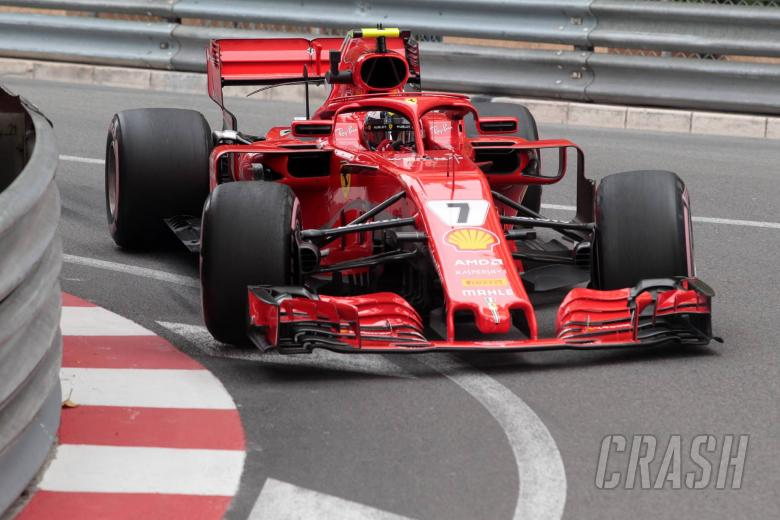 "F1: Raikkonen predicts ""different story"" in Monaco GP qualifying"