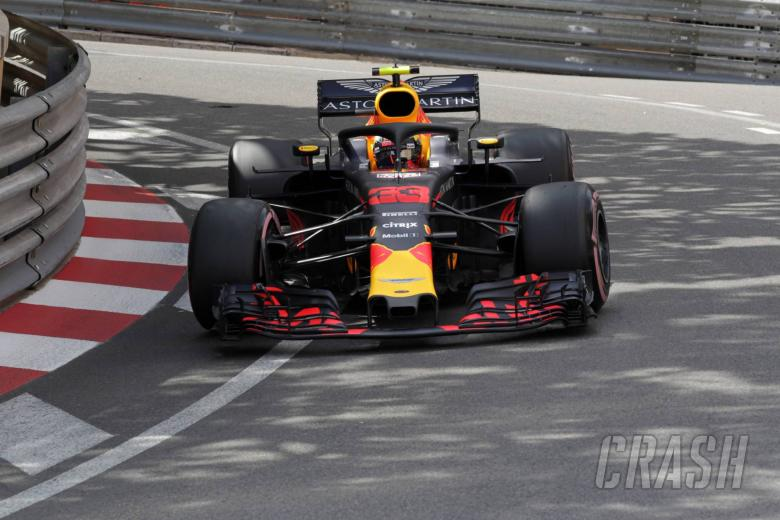 F1: Verstappen first driver to exceed power unit limit after Monaco change