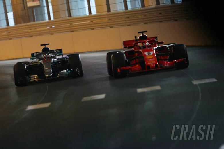 F1: Hamilton: Mercedes closer than expected to Red Bull, Ferrari