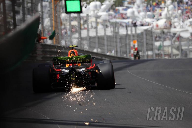 F1: Verstappen set for grid penalty after Monaco gearbox change
