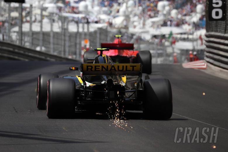 F1: Renault surprised by Ferrari engine gains in 2018