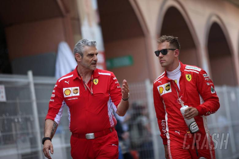 F1: Arrivabene: Ferrari must 'challenge the impossible'