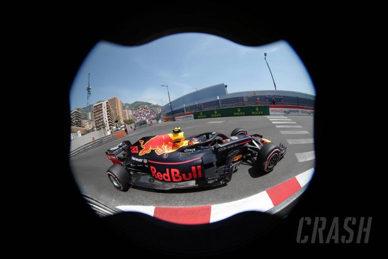 Verstappen downplays sixth incident in six races after Monaco crash