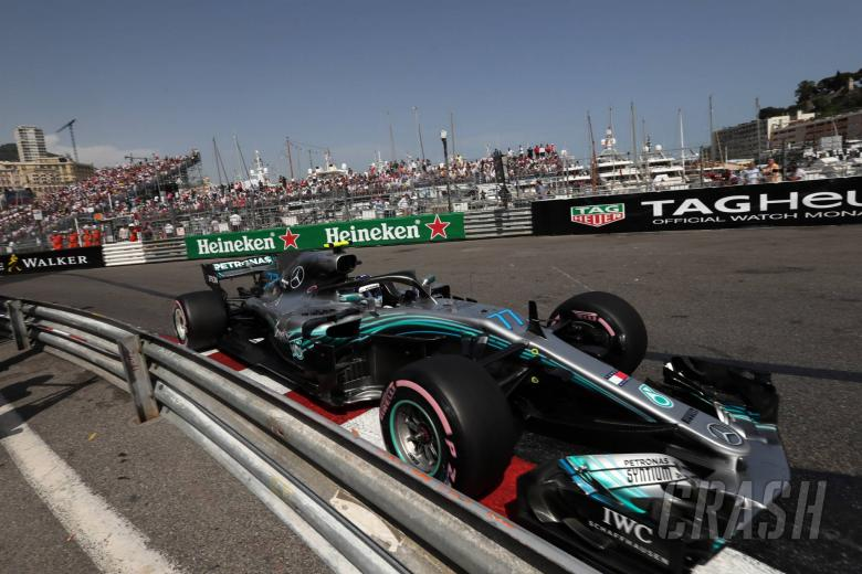 F1: Bottas: I had pace but nothing I could do
