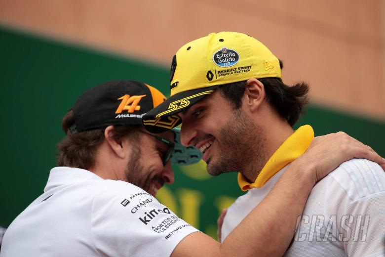 F1: Sainz keen to learn from Alonso in McLaren integration