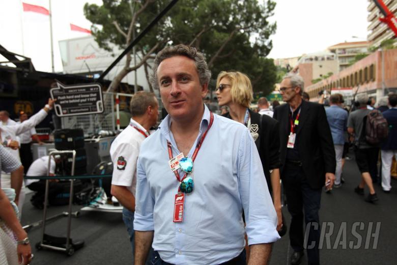 F1: Alejandro Agag to become Formula E chairman