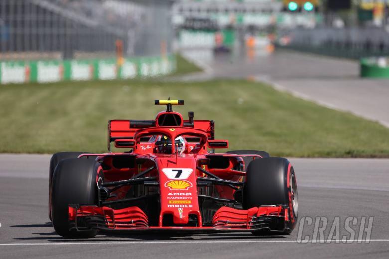Freak understeer wrecks Raikkonen's qualifying