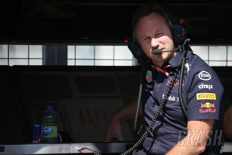 F1: Horner: Red Bull makes Ferrari, Mercedes nervous