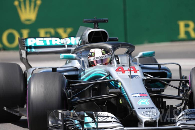 F1: Hamilton: I failed to extract Mercedes' qualifying potential