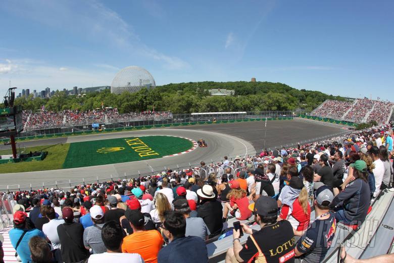 F1: F1 Canadian GP - Qualifying Results