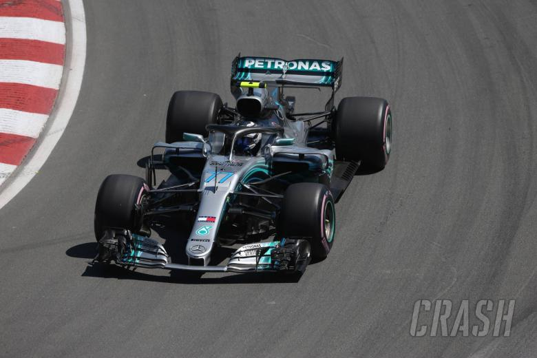 F1: Mercedes ran old F1 engines 'fully' in Canada