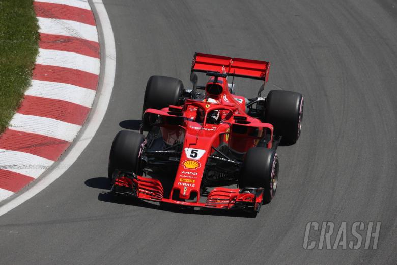 F1: Vettel takes dominant Canadian GP victory, reclaim