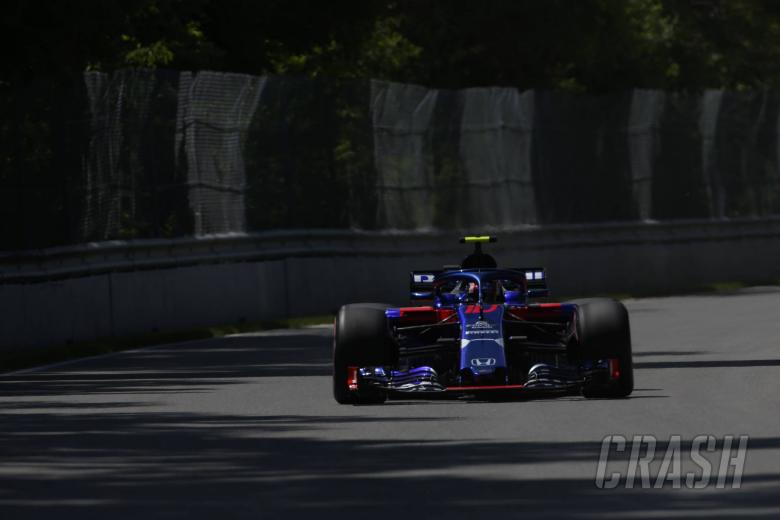 Gasly hit with penalty after F1 engine change