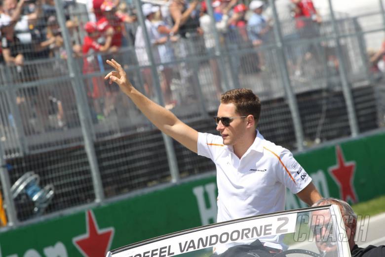 F1: Vandoorne feeling no pressure about McLaren future