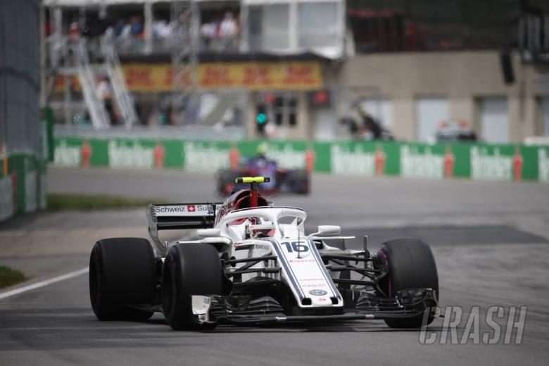 Leclerc always looking for negatives to improve on
