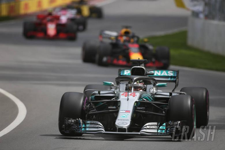 F1: Hamilton: F1 going in wrong direction with engines