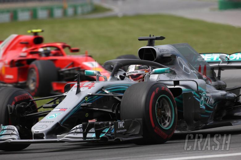 F1: Hamilton: Mercedes have fallen behind