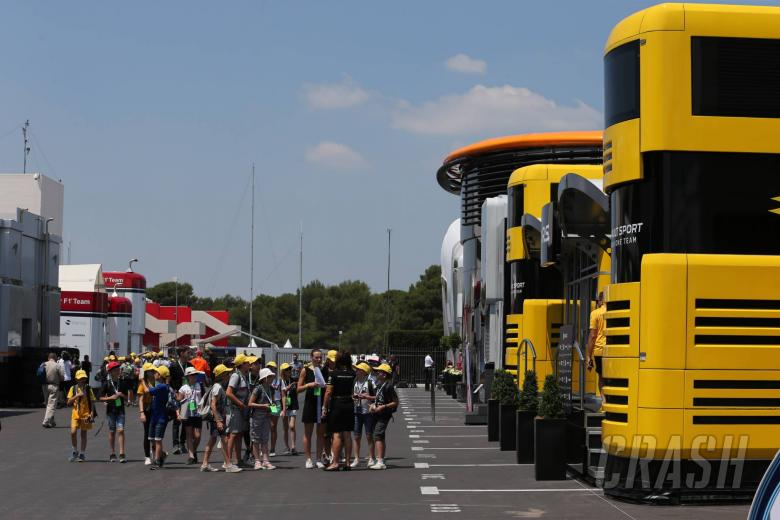 F1: F1 Paddock Notebook - French GP Thursday