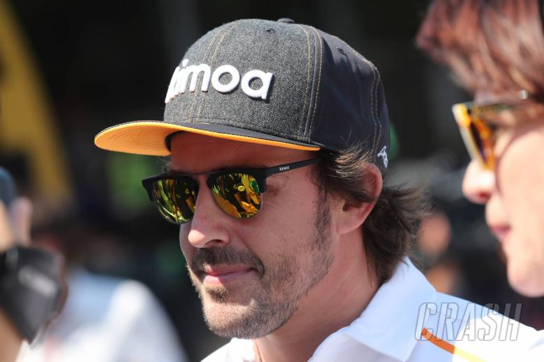 F1: Alonso: Media exaggerating McLaren's F1 struggles