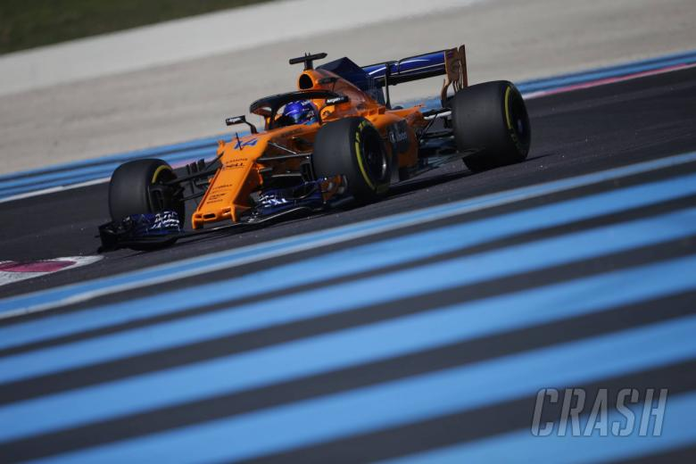 F1: Alonso: McLaren just slow in qualifying