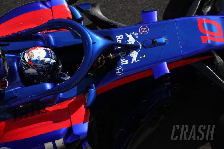 F1: Gasly: 'Question marks' over reliability of Honda update