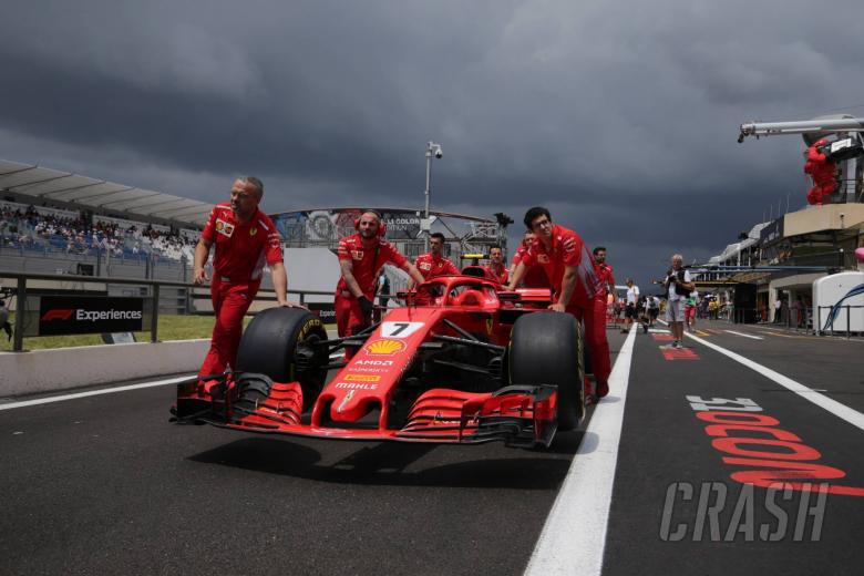 F1: Raikkonen asks for 'work to be done' after latest Q3 blip