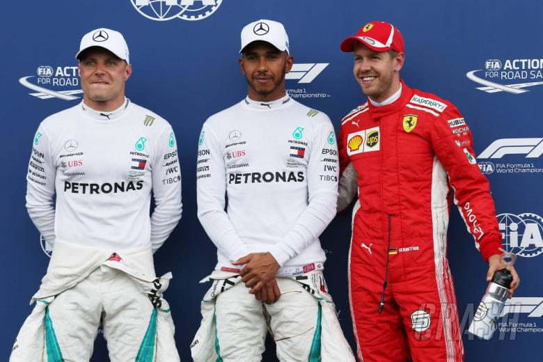 F1: Hamilton questions Ferrari tyre strategy after taking pole