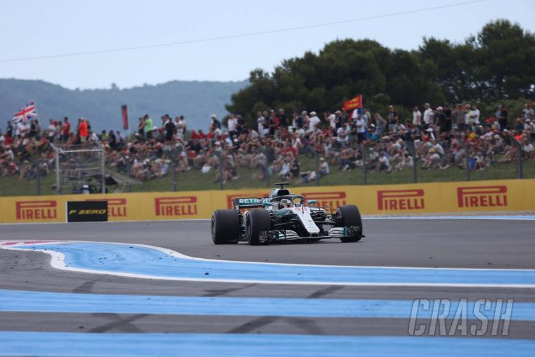 F1: F1 French Grand Prix - Race Results