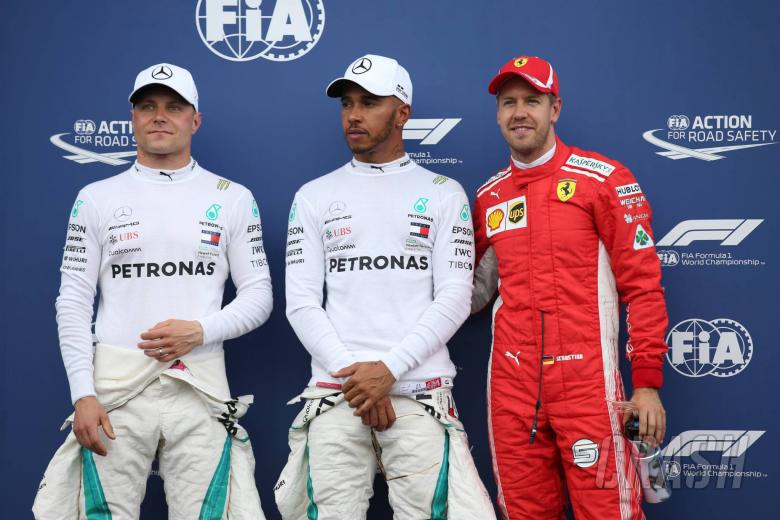F1: F1 French GP - Starting Grid