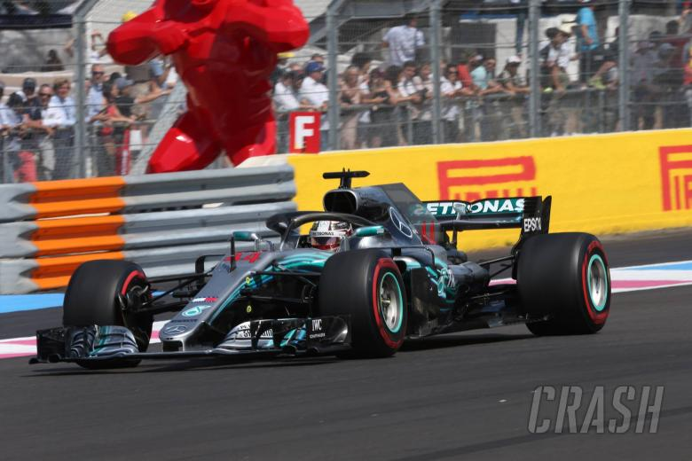 F1: Hamilton cruises to French GP victory; Vettel P5 after clash