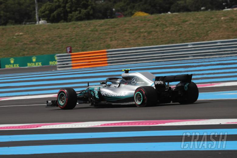 F1: Bottas not sure whether to 'laugh or cry' after luckless race