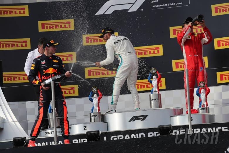 F1: F1 Driver Ratings - French Grand Prix