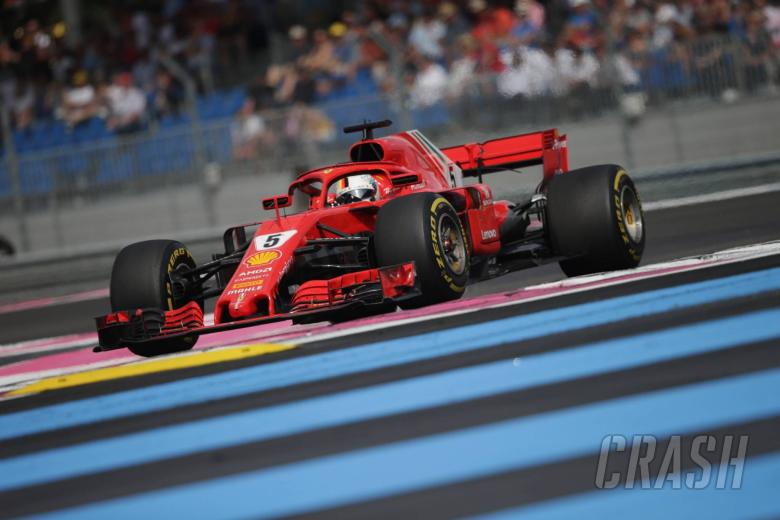 F1: Vettel surprised by recovery after Paul Ricard overtaking concerns