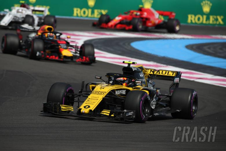 F1: Late issue 'hurts' Sainz after drop to P8 in France