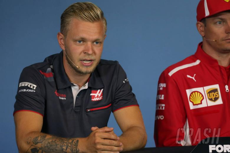 F1: Magnussen 'no stress' with Haas 2019 F1 option