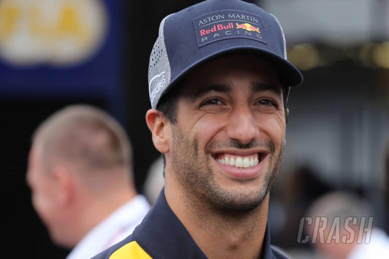 F1: Ricciardo: If Silverstone had to be replaced I'd pick Brands Hatch