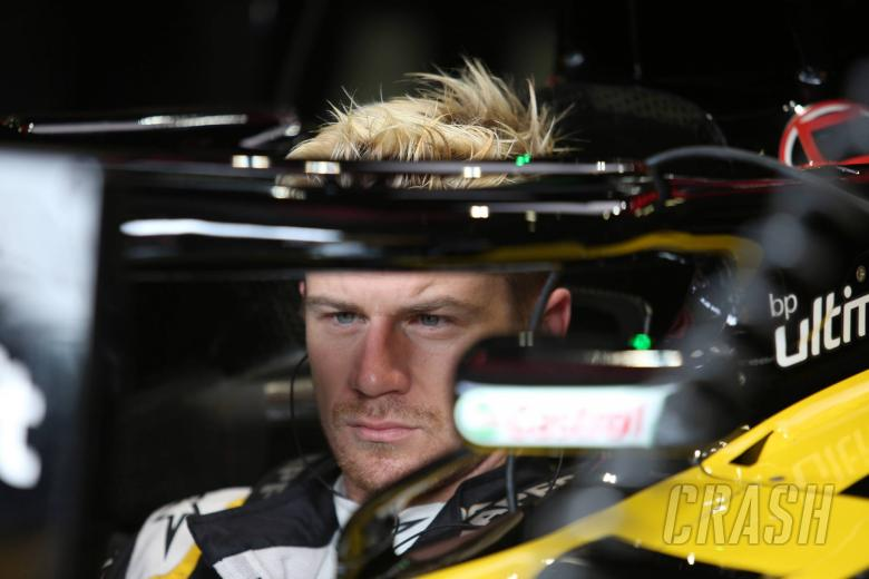 F1: Hulkenberg accepts Halo 'doing a good job' after Belgian GP
