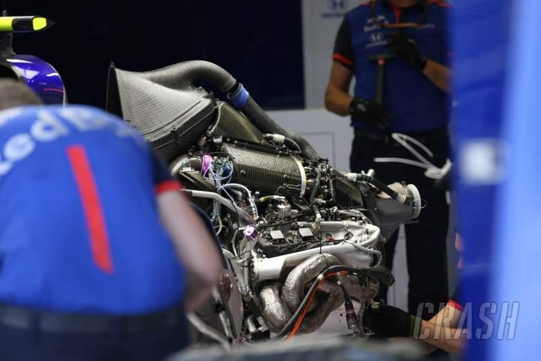 28.06.2018- Scuderia Toro Rosso STR13 Honda Engine