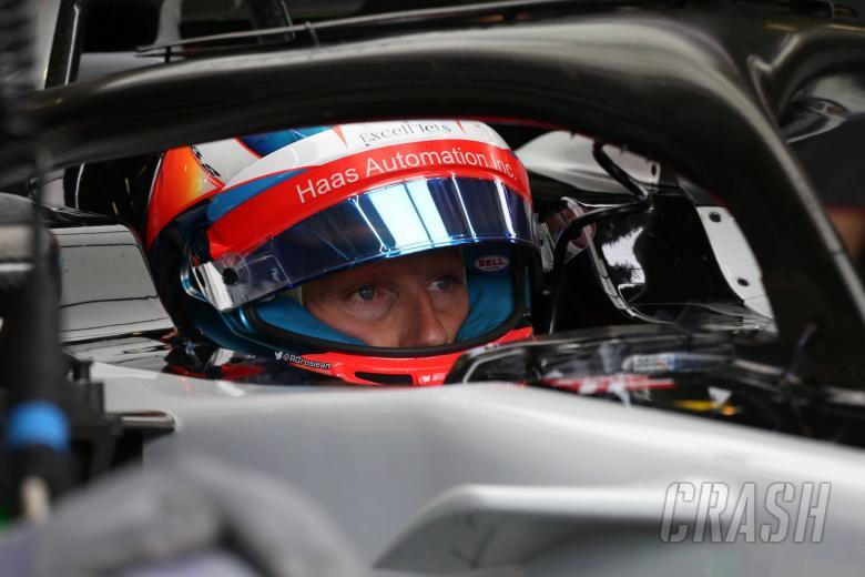 Perubahan sasis memaksa Grosjean melewatkan FP2