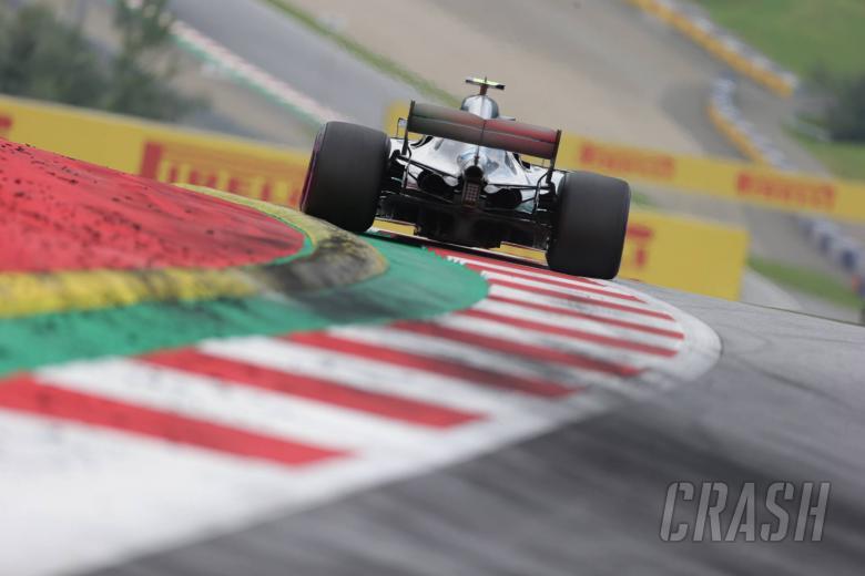 F1: F1 Austrian Grand Prix - Qualifying Results