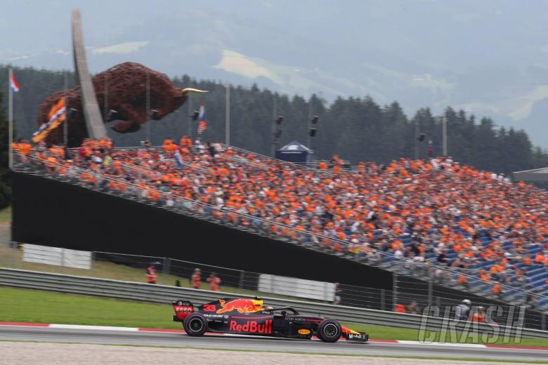 F1: F1 Austrian Grand Prix - Race Results
