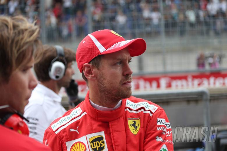 F1: Vettel slapped with three-place grid drop for Austrian GP